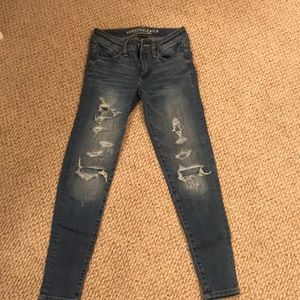 American Eagle Superstretch Jegging